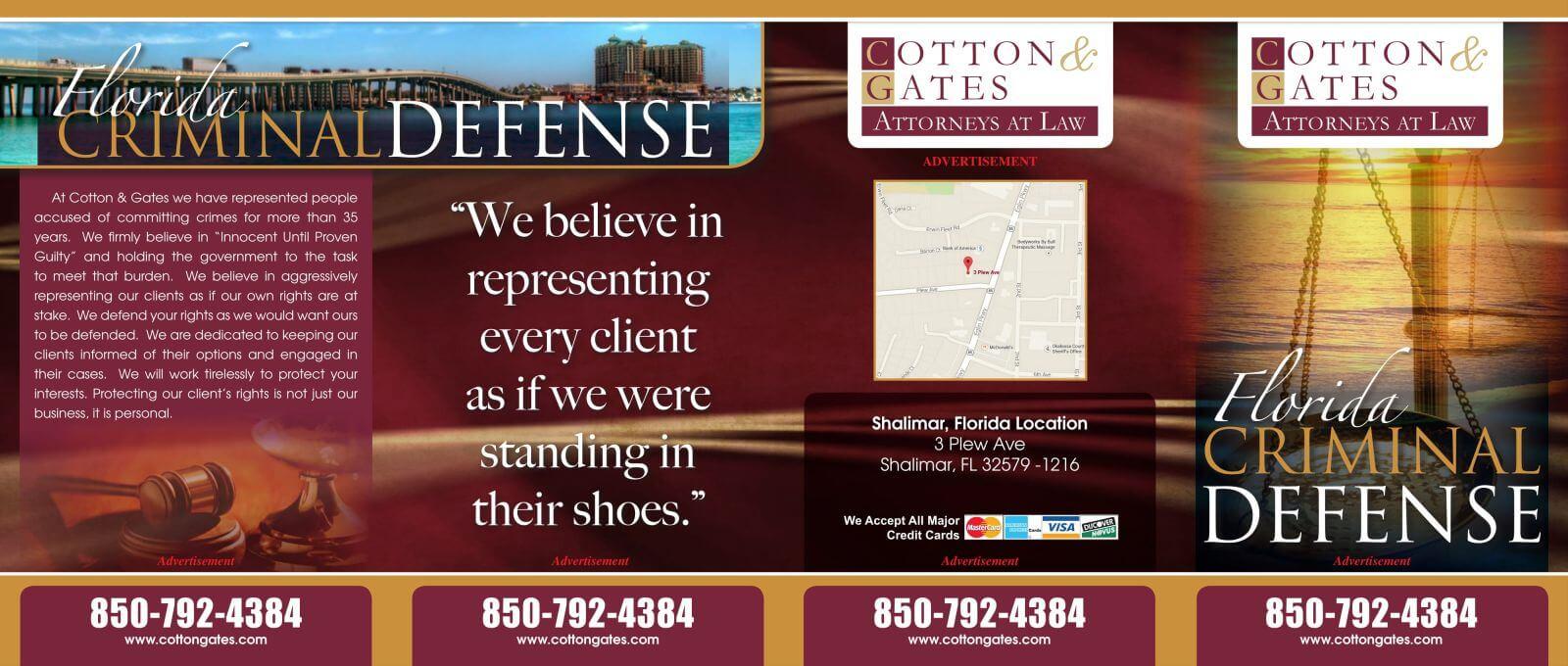 Law Firm Brochure Design Criminal Defense Brochures